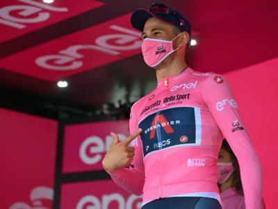 Pagelle Giro d'Italia 2020, prima tappa: Ganna va oltre il dieci e lode. Bocciati gran parte degli uomini di classifica