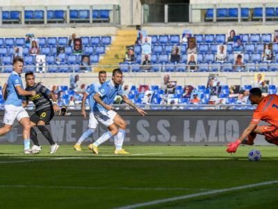 VIDEO Lazio-Inter 1-1: highlights, gol e sintesi. Milinkovic-Savic risponde a Lautaro Martinez