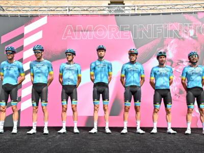 Giro d'Italia 2020: positivo un membro dello staff Astana, tutti ok i corridori