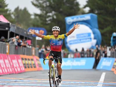 """Giro d'Italia 2020, Jonathan Caicedo: """"E' un sogno che si realizza. Nelle prossime tappe ci proverò ancora"""""""
