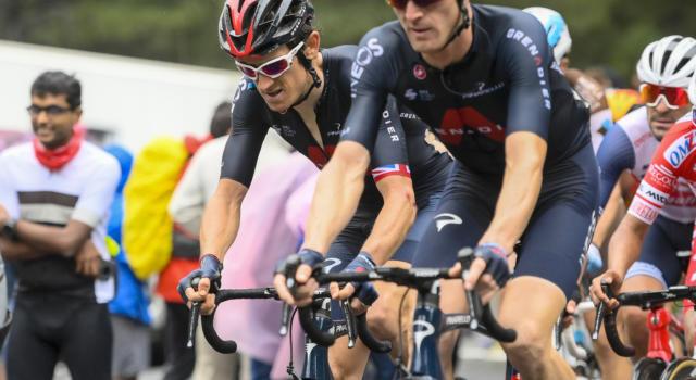 """Giro d'Italia 2020, frattura al bacino per Geraint Thomas: """"Avevo una condizione migliore rispetto a quando ho vinto il Tour"""""""