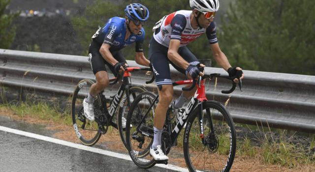 Giro d'Italia 2020: Domenico Pozzovivo risponde presente. Allungo sul GPM conclusivo, c'è un sogno da inseguire