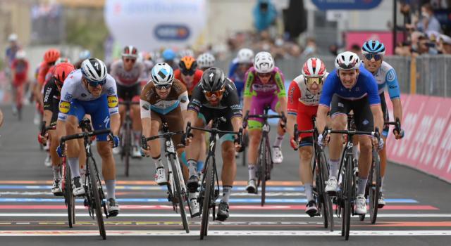 """Giro d'Italia 2020, Davide Ballerini: """"E' stato un sprint incredibile. Sono contento per il piazzamento e fiducioso per le prossime tappe"""""""