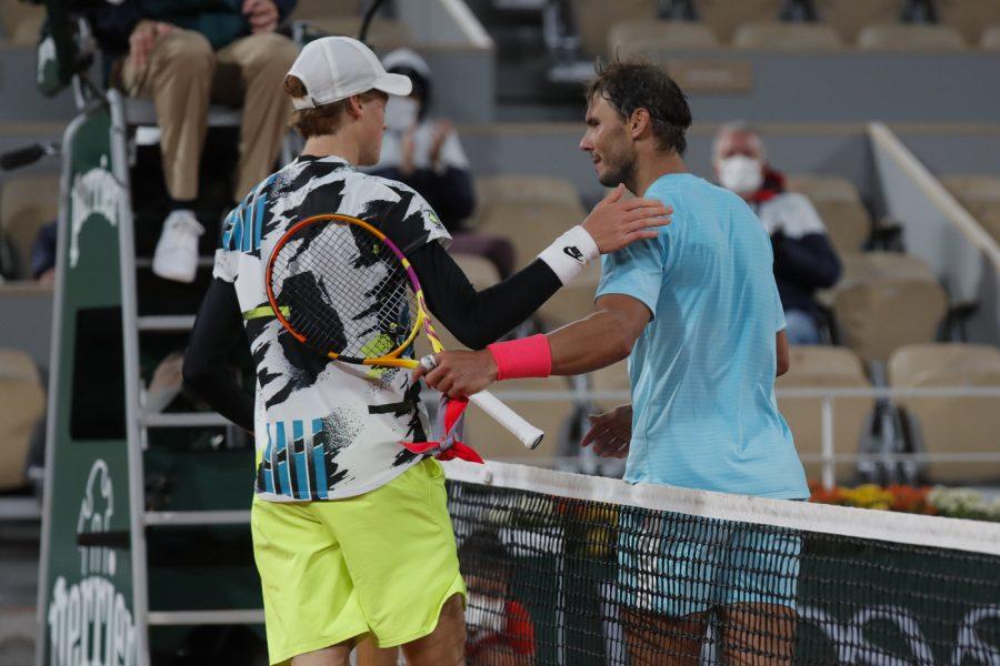 Tennis Jannik Sinner Voglio Migliorare Giorno Dopo Giorno Il Match Contro Nadal Mi Ha Dato Conferme