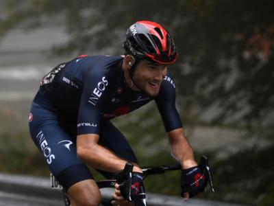 Giro d'Italia 2020: Filippo Ganna trionfa in solitaria nella tempesta! Nibali protagonista, Almeida si prende gli abbuoni!