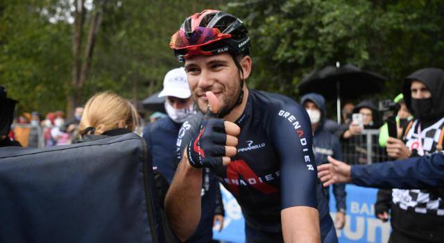 Giro d'Italia 2020: Filippo Ganna senza limiti. Campione totale a 360°. Sognando la Roubaix e i Mondiali in linea…