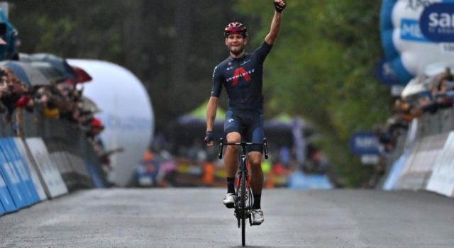 Filippo Ganna incomincerà il 2021 in Argentina: Vuelta San Juan con la maglia azzurra. C'è anche Gianni Moscon