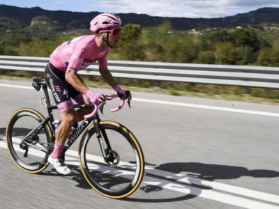 Giro d'Italia 2020: quanto può guadagnare Joao Almeida su Nibali, Pozzovivo e gli altri big nella cronometro di Valdobbiadene?