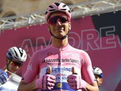 """Giro d'Italia 2020: la nuova classifica dopo la positività di Simon Yates. Almeida in maglia rosa, Nibali 5° a 1'01"""""""