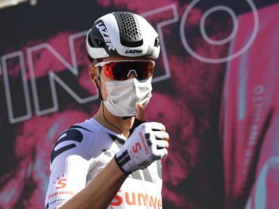 """Giro d'Italia 2020, Wilco Kelderman: """"Sono contento del mio risultato, ma mi spiace che la squadra abbia perso il Giro all'ultimo giorno"""""""