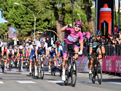 Giro d'Italia 2020: poker in volata per Arnaud Démare! Si arrende Sagan, quarto Consonni