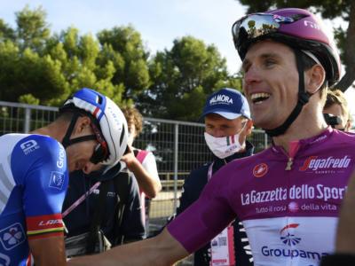 Pagelle Giro d'Italia 2020, tappa di oggi: Démare e Groupama senza rivali! Sagan e Matthews continuano ad incassare
