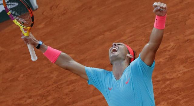 """Rafael Nadal: """"Vincere il Roland Garros significa tutto: questo è il campo più importante della mia vita"""""""
