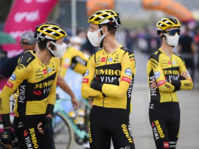 Giro d'Italia 2020, la Jumbo-Visma non riparte! Squadra ritirata dopo la positività di Kruijswijk a Covid-19