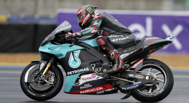 MotoGP, Fabio Quartararo la formichina. Guadagnati punti pesanti su Vinales e Mir con un ultimo giro di carattere