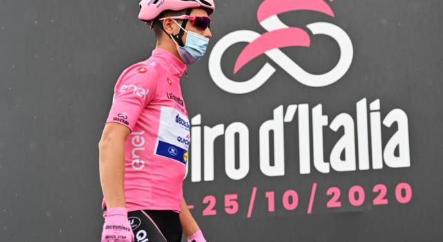 Giro d'Italia 2020, Joao Almeida fa sempre più paura. Attacca e chiude in prima persona. E a Valdobbiadene può fare il vuoto