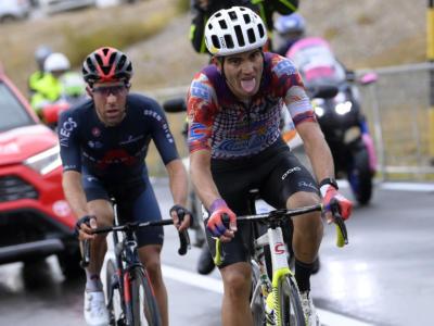 VIDEO Giro d'Italia 2020, highlights ottava tappa: Guerreiro vince in fuga. Kelderman e Fuglsang guadagnano su Nibali e Almeida
