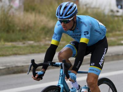 """Giro d'Italia 2020, Jakob Fuglsang: """"E' stata una giornata sfortunata. C'è ancora molta strada da fare e molte possibilità per recuperare"""""""