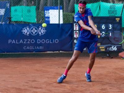 ATP Sardegna 2020: Lorenzo Sonego esce di scena al secondo turno, Jiri Vesely domina nel terzo set