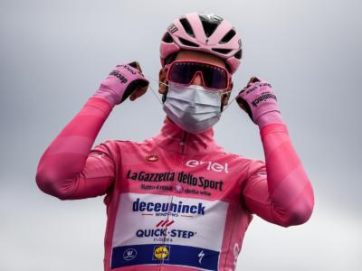 """Classifica Giro d'Italia 2020, dodicesima tappa: Almeida resta in rosa, distacchi invariati. Pozzovivo a 57"""", Nibali a 1'01"""""""