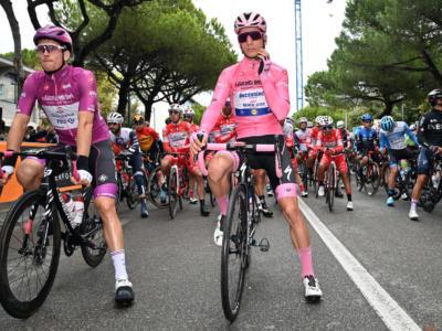 Giro d'Italia 2020, tutte le classifiche dopo la tredicesima tappa: secondi di abbuono per Almeida