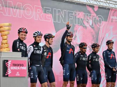 Giro d'Italia 2020: ancora INEOS Grenadiers, vince Jhonatan Narvaez. Non attaccano i big