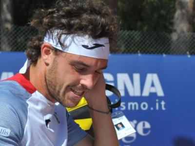 VIDEO Cecchinato-McDonald 1-3, Australian Open 2021: sconfitta all'esordio per il siciliano