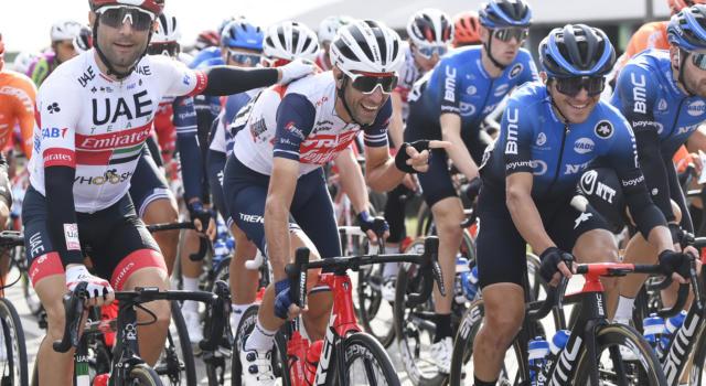 """Giro d'Italia 2020, Vincenzo Nibali: """"Mi sono difeso, manca una settimana e la posta è ancora alta"""""""