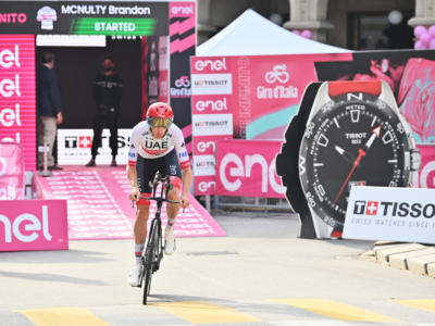 """Giro d'Italia 2020, Brandon McNulty: """"Continuo a migliorare, l'ultima cronometro di Milano mi è favorevole"""""""