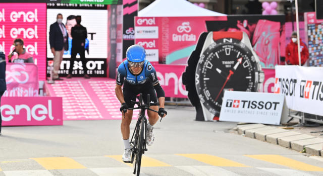 Giro d'Italia 2020: Domenico Pozzovivo, una cronometro secondo le attese. Per il podio dovrà attaccare sulle Alpi
