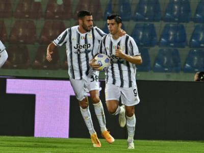 VIDEO Crotone-Juventus 1-1, Highlights, gol e sintesi: Morata risponde a Simy, bianconeri bloccati in Calabria