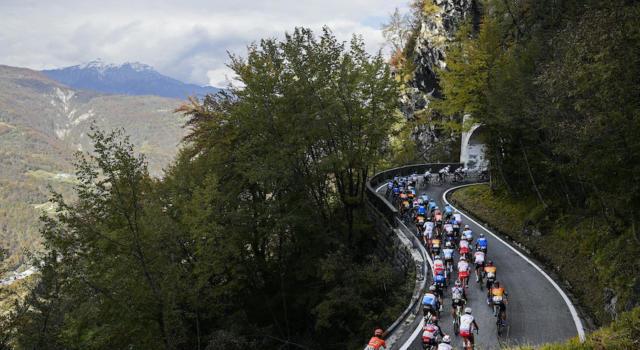 Giro d'Italia 2020, tappa di domani (21 ottobre): Bassano del Grappa-Madonna di Campiglio. Altimetria, percorso, orari