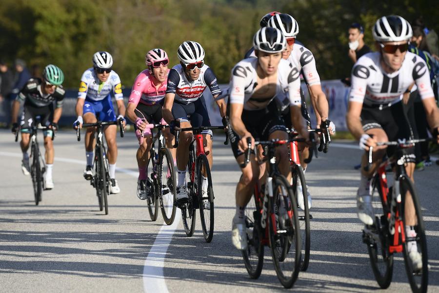 """LIVE Giro d'Italia 2020, Udine San Daniele del Friuli in DIRETTA: Almeida attacca e prende 2″. Nibali: """"Se la giornata è buona…"""""""