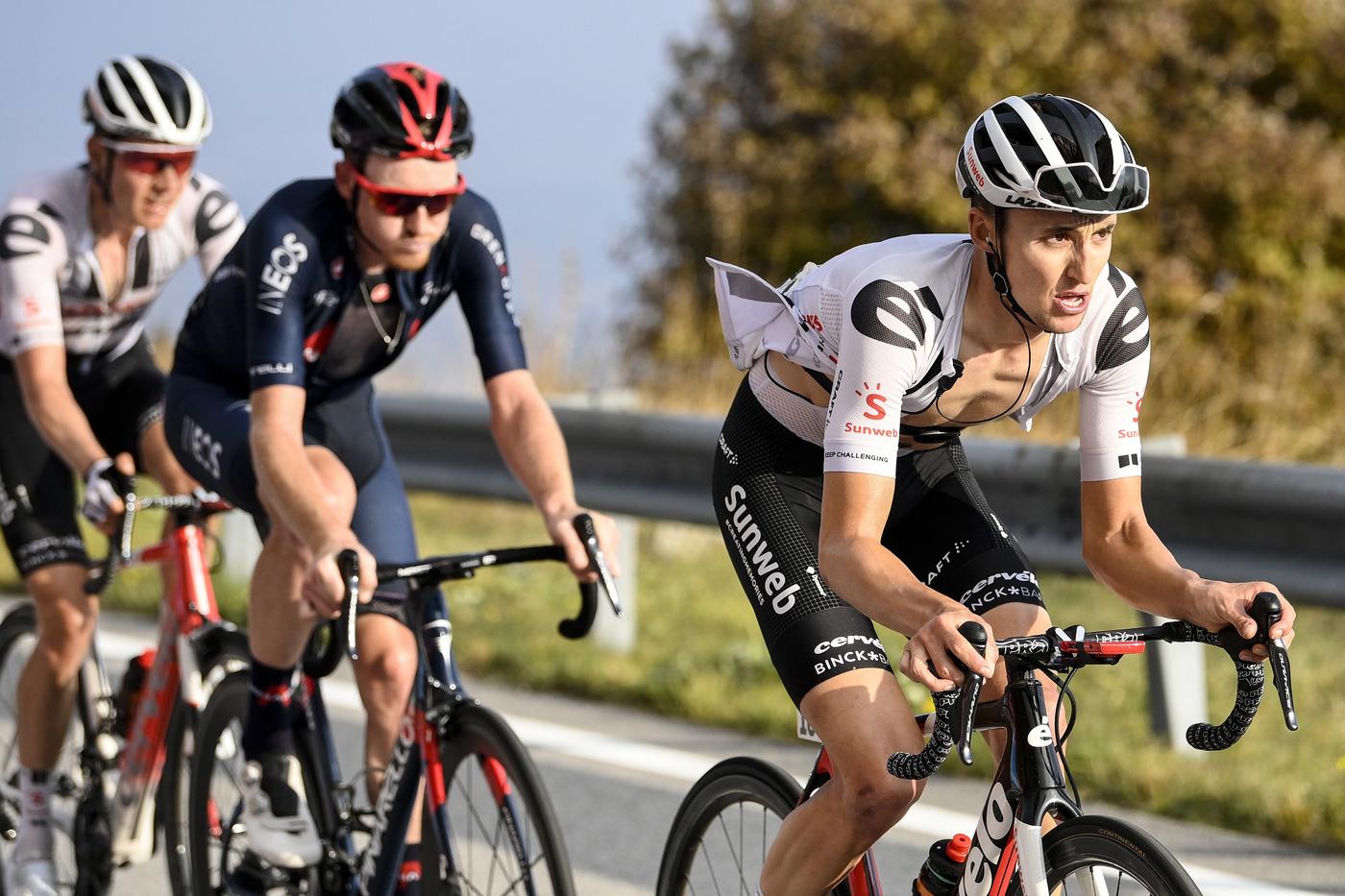"""Giro d'Italia 2020, Jai Hindley: """"Kelderman è il favorito per il successo finale"""""""