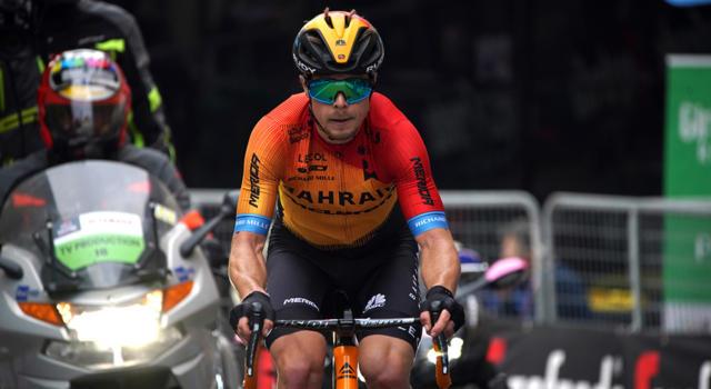 """Giro d'Italia 2020, Jan Tratnik: """"Devo ancora rendermi conto di cosa ho fatto, sono andato fortissimo"""""""