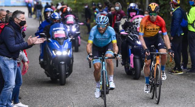 Giro d'Italia 2020, pagelle di oggi: Tratnik fantastico, beffato O'Connor. Almeida che carattere!