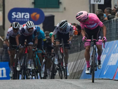 "VIDEO Giro d'Italia 2020, highlights 16ma tappa: Tratnik vince in fuga. Almeida guadagna 2"" sugli altri big"