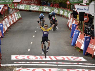 """Ciclismo, Primoz Roglic: """"Non vedevo l'ora che iniziasse la stagione. Alla Parigi-Nizza punterò a fare il massimo"""""""