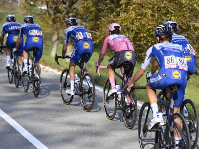 Giro d'Italia 2020: a Madonna di Campiglio vince la noia. I favoriti si guardano in attesa dello Stelvio