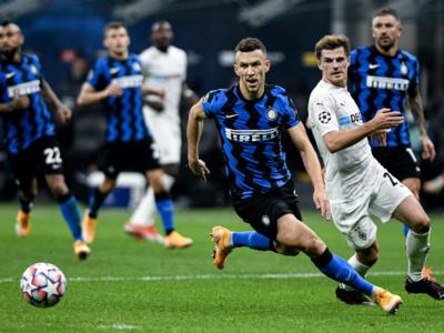 Champions League, l'Inter pareggia col Borussia M'gladbach. L'Atalanta vince a valanga col Midtjylland