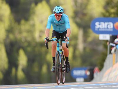 """Giro d'Italia 2020, Jakob Fuglsang: """"Mi sarebbe piaciuto vincere, ma sono contento della prestazione"""""""