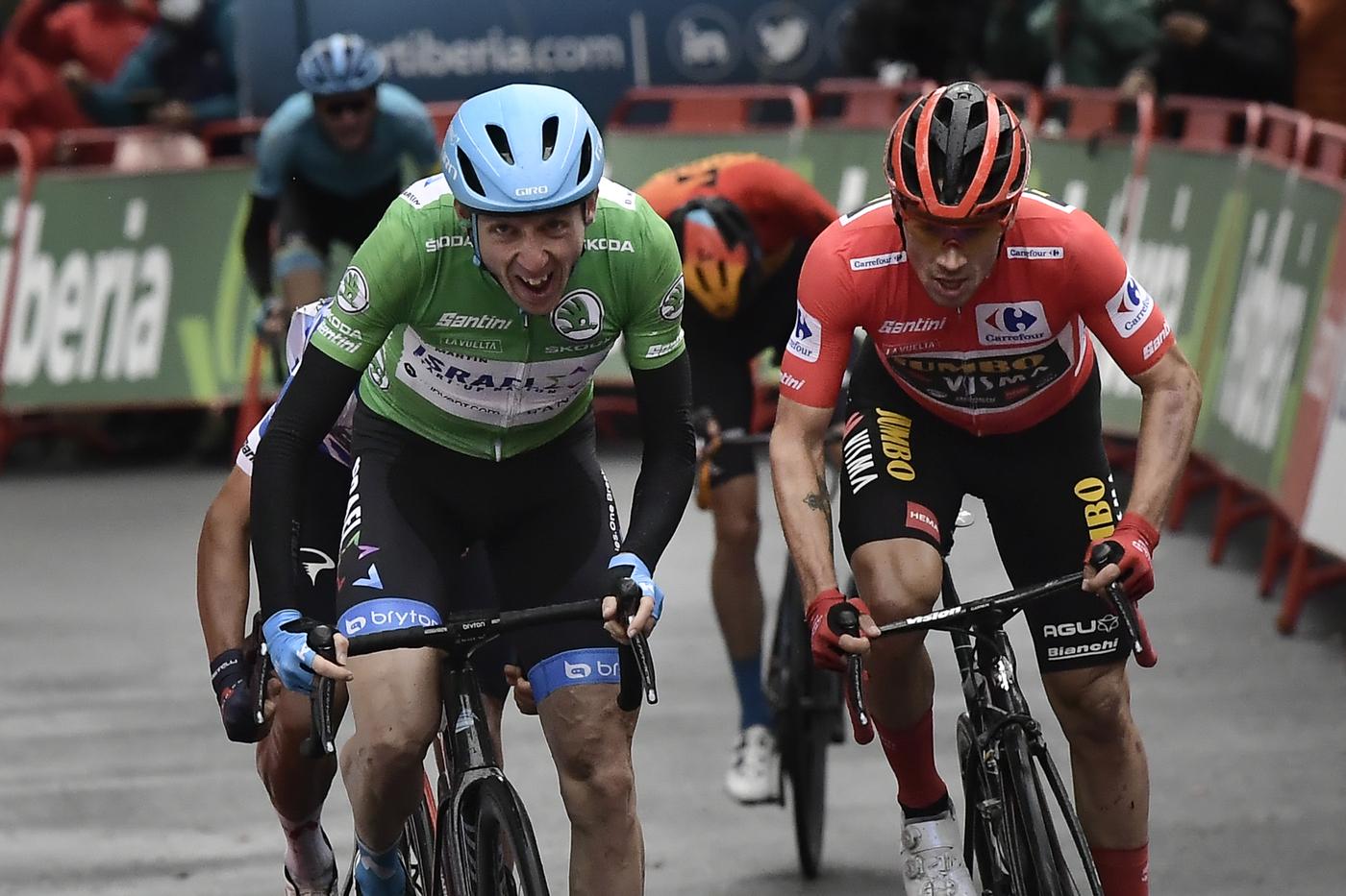Vuelta a España 2020, le pagelle della sesta tappa: Carapaz brillante, Roglic opaco, Mas deludente