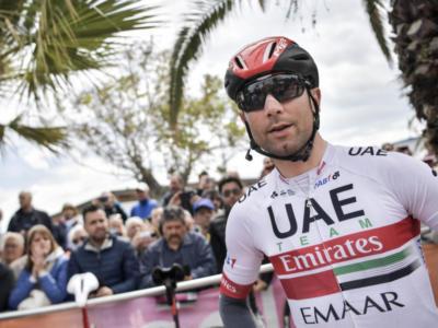 Ciclismo: stop per Diego Ulissi di alcuni mesi per miocardite