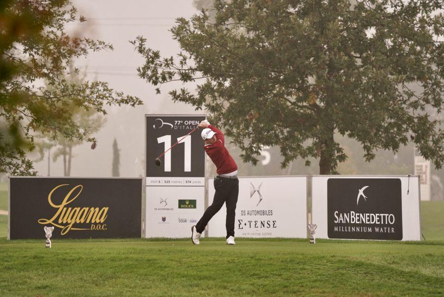 Golf: Jamie Donaldson al comando dell'Aphrodite Hills Cyprus Open dopo tre giri. Calo di Lorenzo Gagli