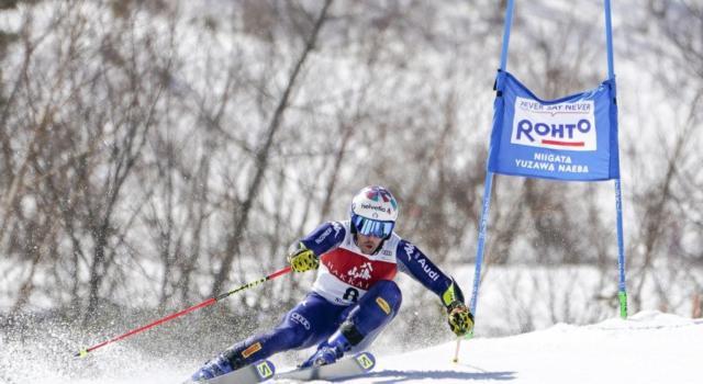 Sci alpino, Coppa del Mondo 2020-2021: i gigantisti si allenano a Cervinia in vista del parallelo di Lech