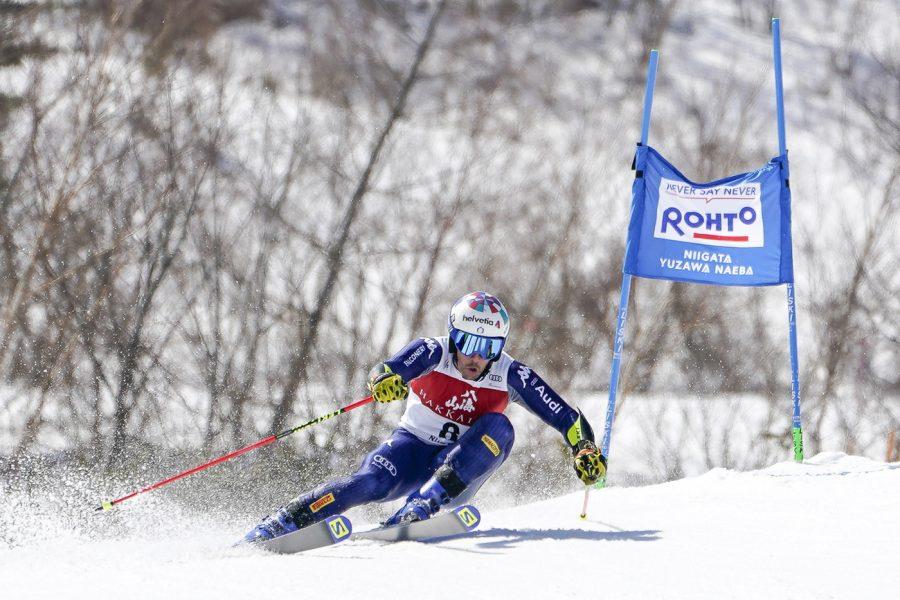 """Sci alpino, Luca De Aliprandini: """"Mi ero preparato bene ma non sono riuscito a ottenere ciò che volevo"""""""