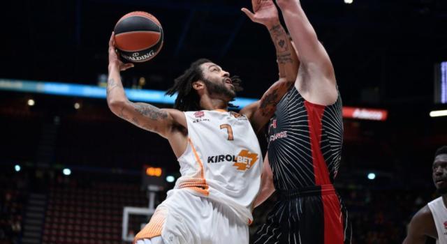 Basket, Eurolega 2020-2021: tonfo Real Madrid a Vitoria, vincono Panathinaikos e Fenerbahce