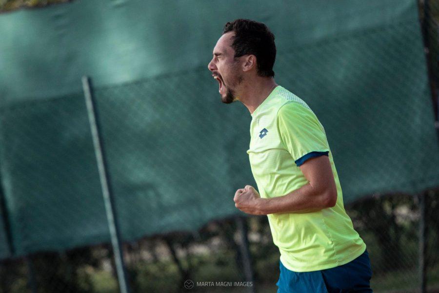 ATP Belgrado 2021: Gianluca Mager, impresa serba. Battuto Laslo Djere con una gran prova