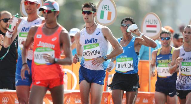 Atletica, Matteo Giupponi secondo nella 20 km di Podebrady: l'azzurro firma il minimo per le Olimpiadi