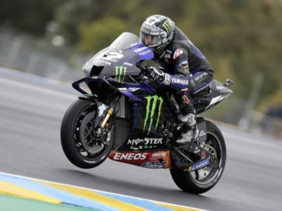 """MotoGP, Maverick Vinales: """"Con un giro in più avrei passato Quartararo, perdo solo un punto, poteva andare peggio"""""""
